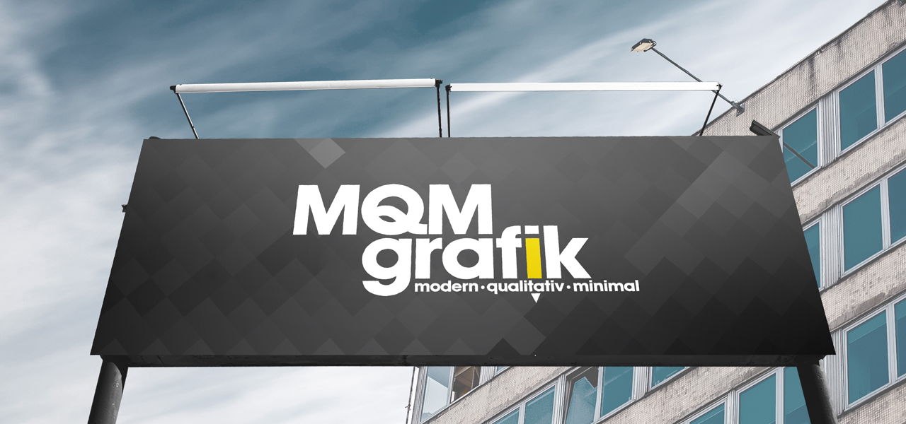 MQM Grafik Billboard-design